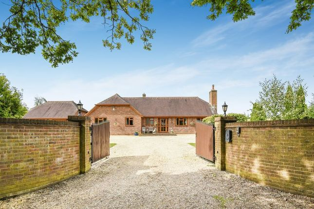 4 bed detached house for sale in Newtown Road, Awbridge, Romsey