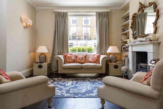 Thumbnail Town house to rent in Halsey Street, London