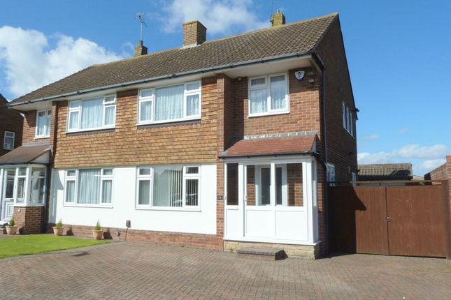 Thumbnail Semi-detached house for sale in St. Georges Road, Swanley