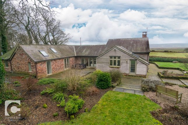 Thumbnail Detached house to rent in Station Road, Burton, Neston, Cheshire