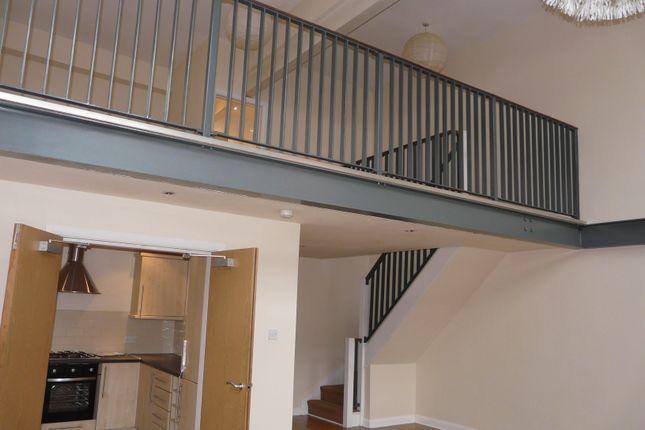 Thumbnail Flat to rent in Warrington House, Church Street, Ashton-Under-Lyne