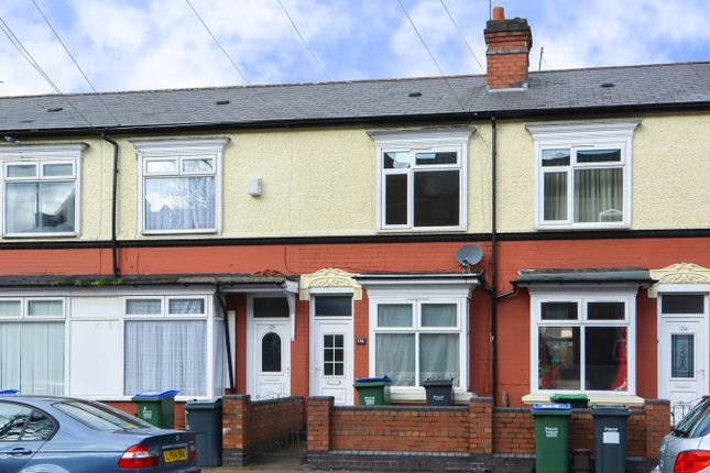Thumbnail Terraced house for sale in Waterloo Road, Smethwick