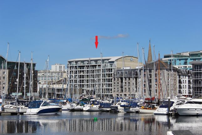 Thumbnail Flat for sale in Discovery Wharf, North Quay, Plymouth