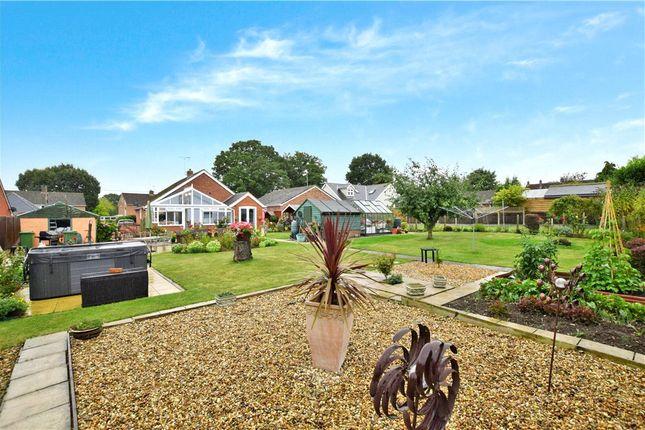 Garden of Tidings Hill, Halstead, Essex CO9