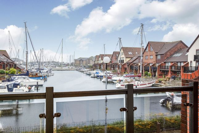 Thumbnail Town house to rent in Kelsey Head, Port Solent, Portsmouth
