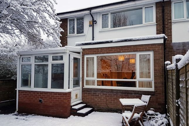 Thumbnail End terrace house for sale in Leyland Avenue, Manchester, Didsbury