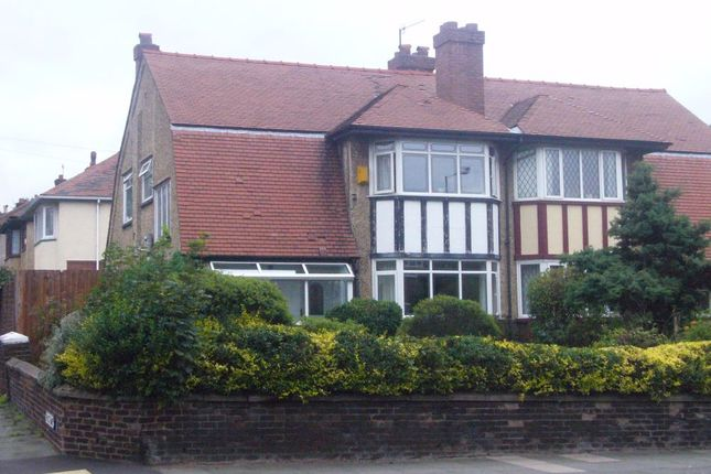 Thumbnail Semi-detached house for sale in Hurst Bank, Birkenhead, Merseyside