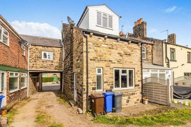 2 bed end terrace house for sale in Stannington Road, Stannington, Sheffield S6