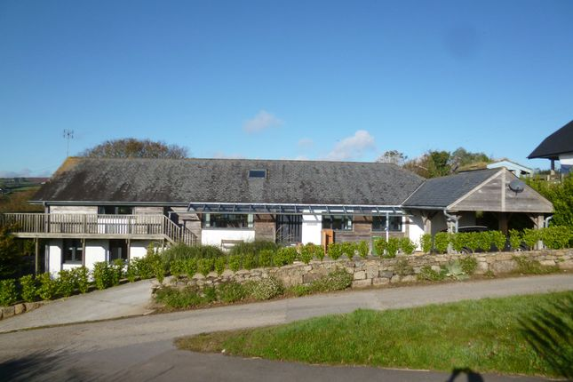 Detached house for sale in Cucurrian, Ludgvan, Penzance