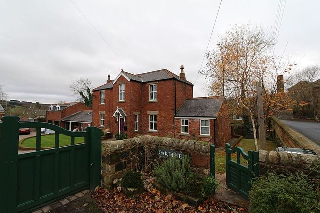 Thumbnail Detached house for sale in Bardon Mill, Hexham, Northumberland