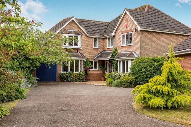 Thumbnail Detached house for sale in Wilkinson Way, Melton, Woodbridge