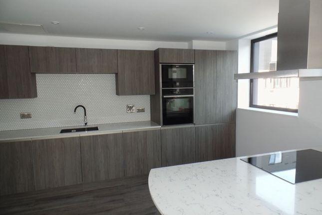 Kitchen of Brayford Wharf North, Lincoln LN1