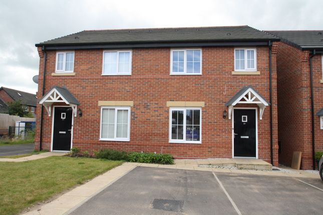 3 bed semi-detached house to rent in Sandstone Lane, Tarporley, Cheshire