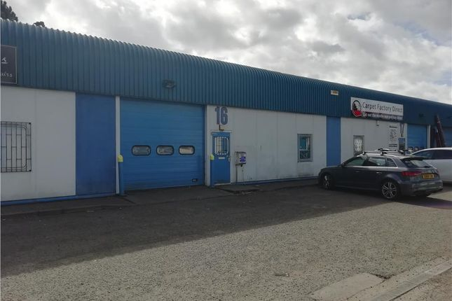 Thumbnail Light industrial to let in Eastfield Industrial Estate, Woodgate Way South, Glenrothes, Fife