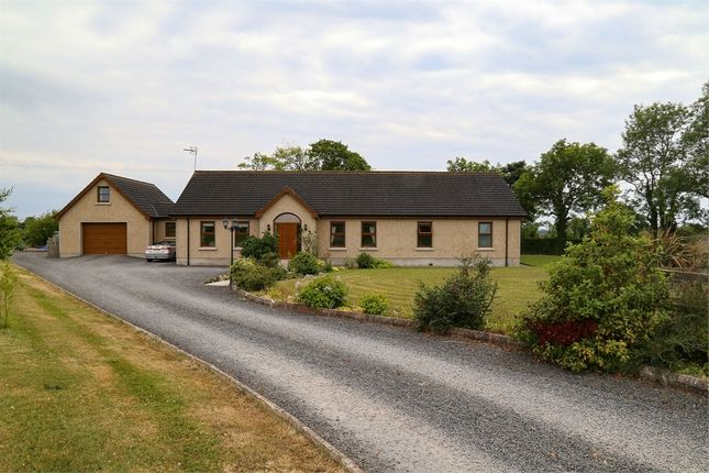 Thumbnail Detached bungalow for sale in Irwinstown Lane, Ballinderry Upper, Lisburn, County Antrim
