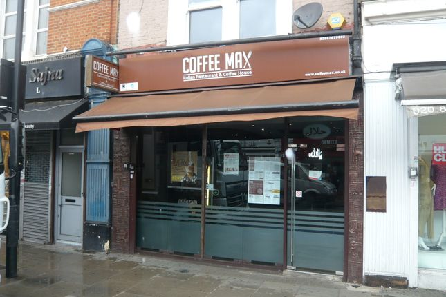 Thumbnail Restaurant/cafe to let in 242 Upper Tooting Road, Tooting