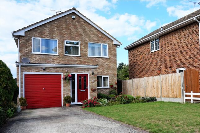 Thumbnail Detached house for sale in St. Andrews Close, Herne Bay