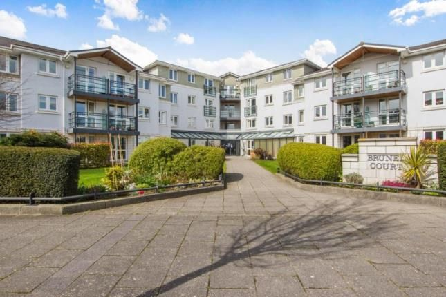 Thumbnail Flat for sale in Brunel Court, 4 Harbour Road, Bristol