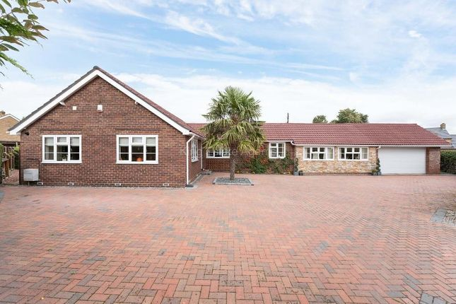Thumbnail Detached bungalow for sale in Wood End Road, Kempston Rural, Bedford, Bedfordshire