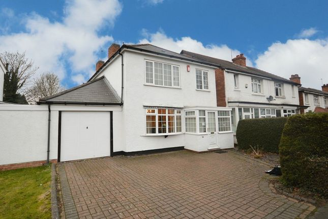 Thumbnail Detached house for sale in Solihull Lane, Hall Green, Birmingham