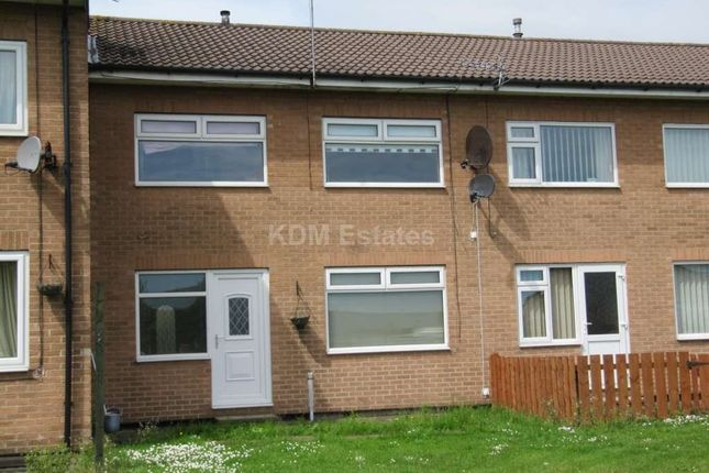 Thumbnail Terraced house to rent in Blackdown Close, Peterlee
