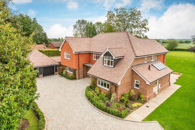Thumbnail Detached house for sale in Croft Lane, Crondall, Farnham, Surrey