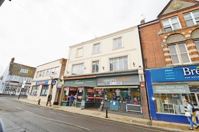 1 bed flat to rent in Chapel Street, Petersfield GU32