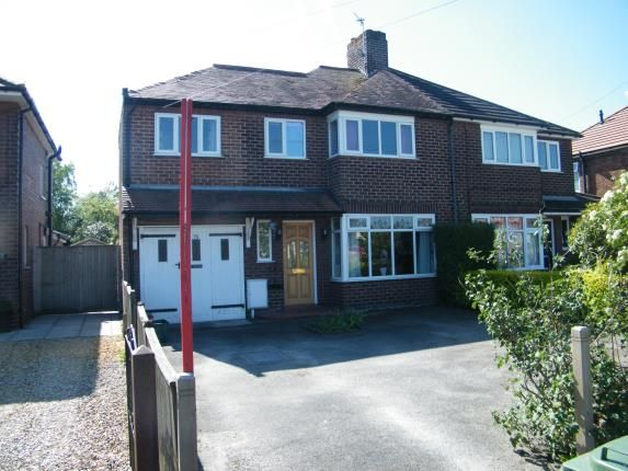 Thumbnail Property for sale in Shipbrook Road, Rudheath, Northwich, Cheshire
