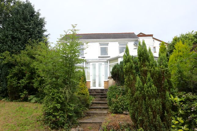 Thumbnail Detached house for sale in Lon Maes Du, Cefn Coed, Merthyr Tydfil