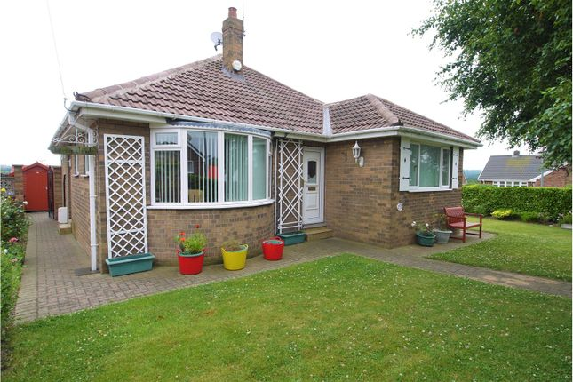 Thumbnail Detached bungalow for sale in Greystones Avenue, Worsbrough, Barnsley
