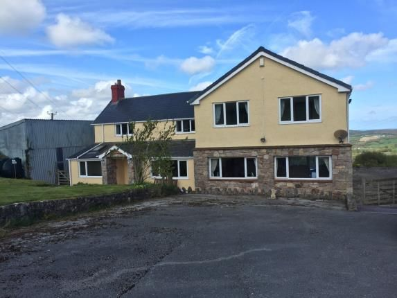 Thumbnail Equestrian property for sale in Moelfre, Abergele, Conwy