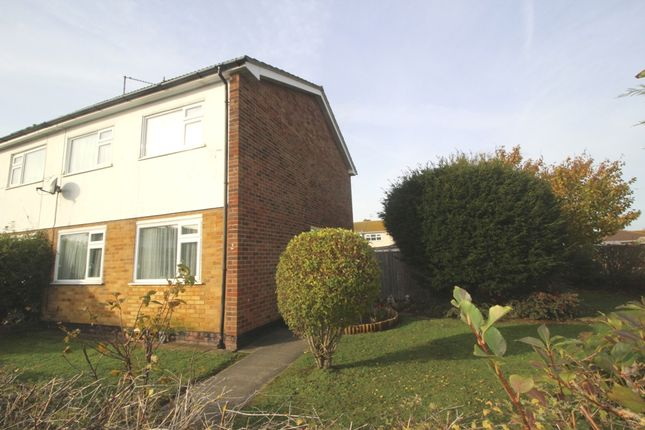 Thumbnail Semi-detached house for sale in Fraser Avenue, Langney Point, Eastbourne
