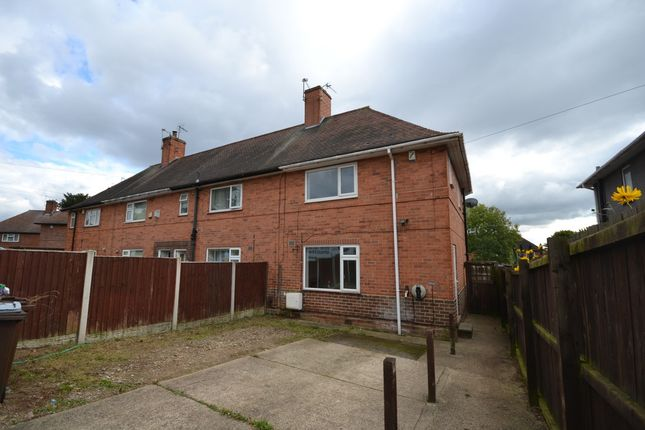Thumbnail Semi-detached house to rent in Bidford Road, Nottingham