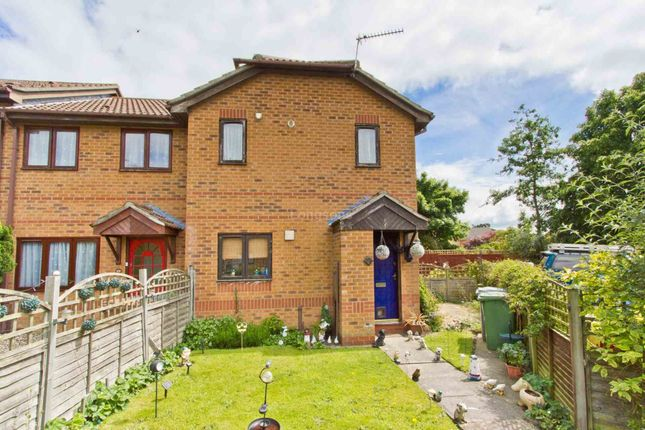 Thumbnail Town house to rent in Pimpernel Road, Horsford