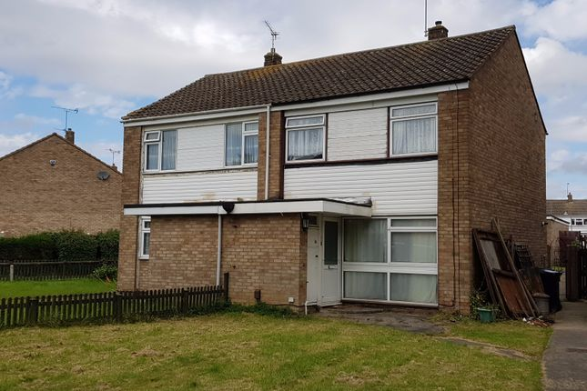 Thumbnail Semi-detached house to rent in Downlands, Waltham Abbey