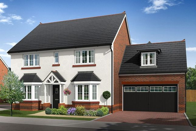 Thumbnail Detached house for sale in The Mellor, Boundary Park, Parkgate, Neston