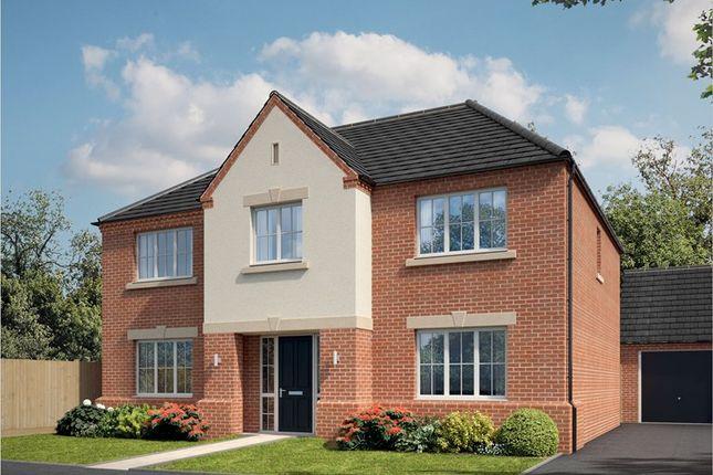 Thumbnail Detached house for sale in Rowley Fields, Busk Lane, Church Fenton