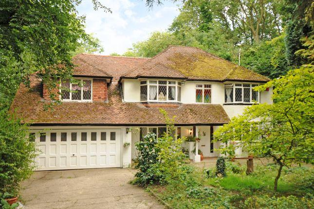 Thumbnail Detached house for sale in Bakers Wood, Denham, Buckinghamshire