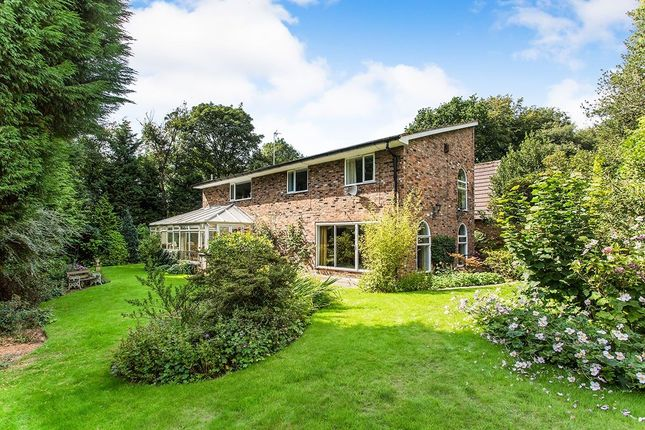 Thumbnail Detached house for sale in The Spinney Chatsworth Road, Worsley, Manchester