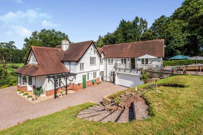 Thumbnail Detached house for sale in Holdiford Road, Tixall, Stafford