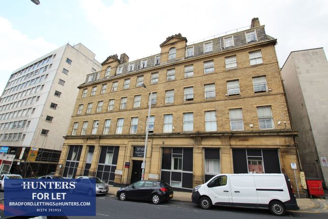 Thumbnail Flat to rent in Flat B09, Cheapside Chambers, Bradford, West Yorkshire