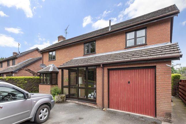 Thumbnail Detached house for sale in Clatter Brune Estate, Presteigne LD8,