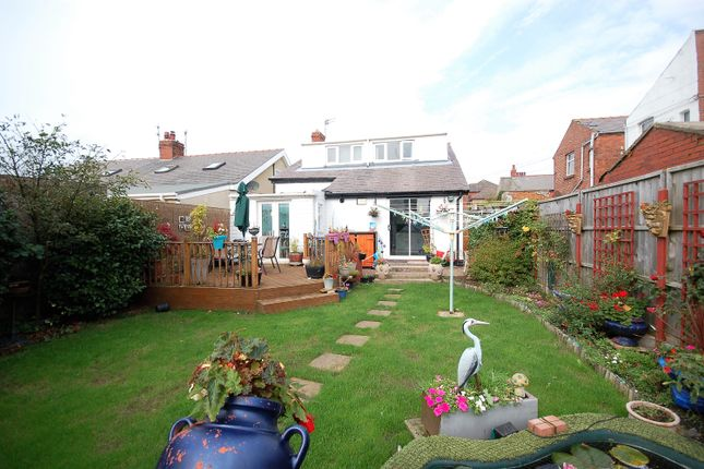 3 bed detached bungalow for sale in Lightwood Avenue, Blackpool, Lancashire