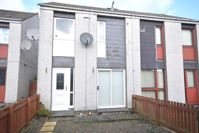 Thumbnail Semi-detached house to rent in Strathenry Place, Leslie, Glenrothes