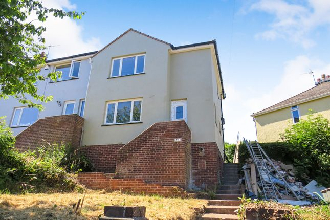 Thumbnail End terrace house for sale in Greenway Close, Torquay