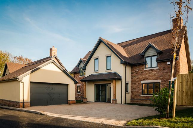 Thumbnail Detached house for sale in Cantlop House, Plot 4, Riverside Court, Montford Bridge, Shrewsbury