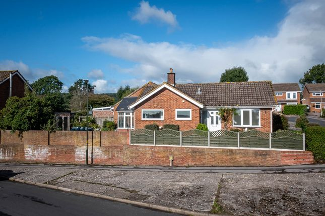 Thumbnail Detached bungalow for sale in Pinedale, Woolaston, Lydney