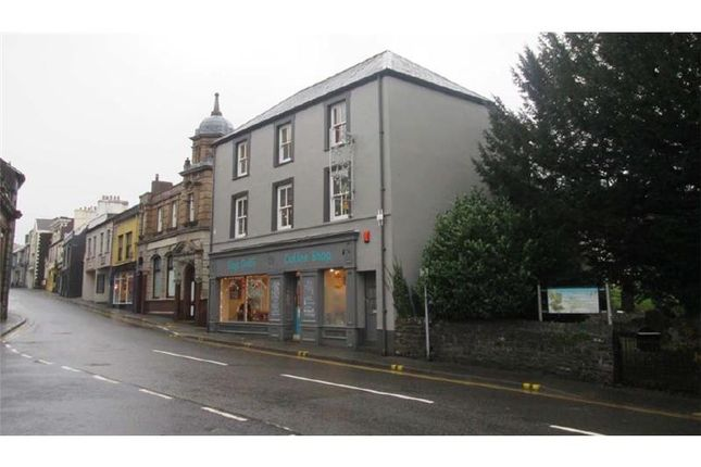 Thumbnail Commercial property for sale in 139, Rhosmaen Street, Llandeilo, Sir Gaerfyrddin, UK
