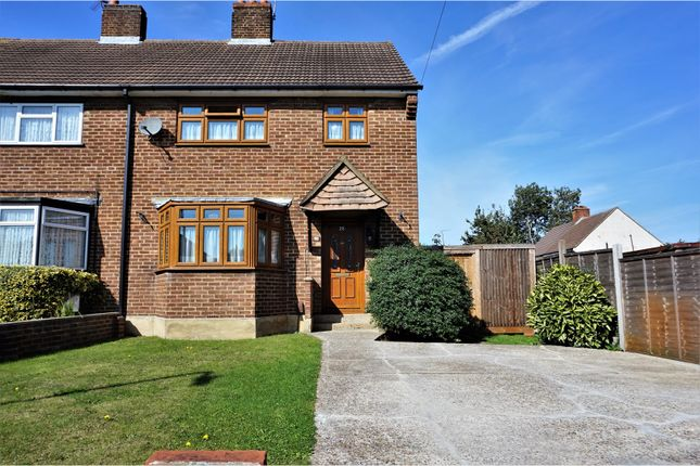 Thumbnail Semi-detached house for sale in Chave Road, Wilmington