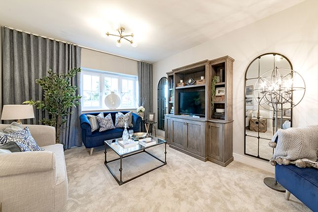 Living Room of Plot 118 - The York, Sheerlands Road, Finchampstead RG40